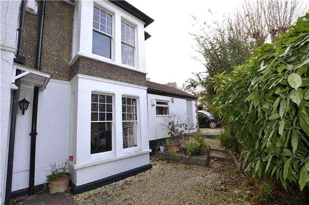 3 Bedrooms Semi Detached House for sale in Codrington Road, Bishopston, Bristol, BS7 8ET