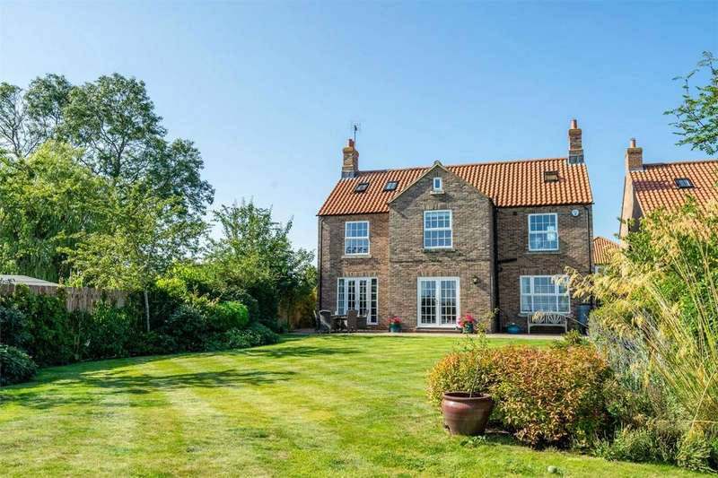 6 Bedrooms Detached House for sale in Hall Farm Court, Long Marston, YORK