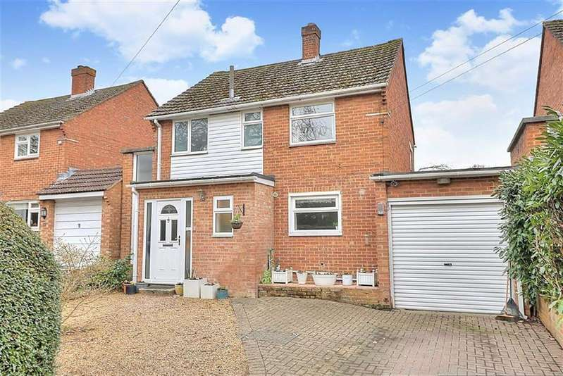 3 Bedrooms Detached House for sale in Springhill Road, Chandlers Ford, Hampshire