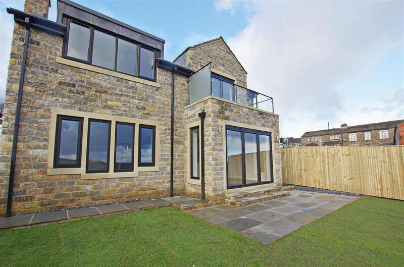 4 Bedrooms Detached House for sale in The Airbourne Plot 1, Green Lane, Sowood, Halifax