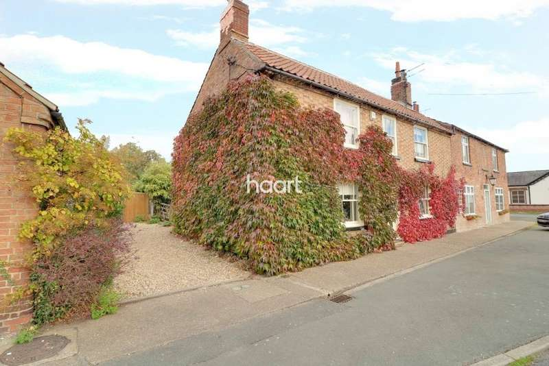 4 Bedrooms Cottage House for sale in Sleaford Road, Wellingore