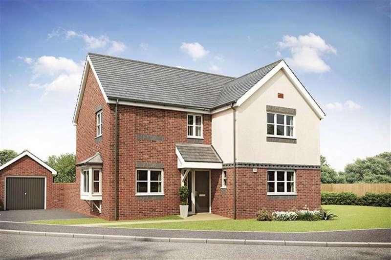 4 Bedrooms Detached House for sale in Hanslei Fields, Ansley, Nuneaton