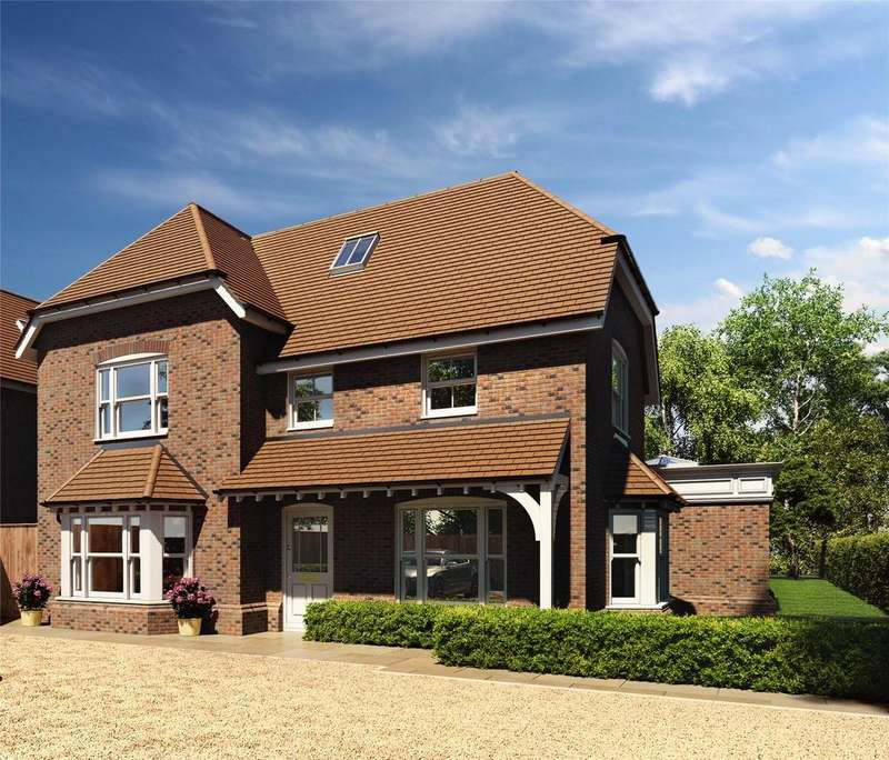 5 Bedrooms Detached House for sale in Baskerville Lane, Shiplake, Henley-on-Thames, Oxfordshire, RG9