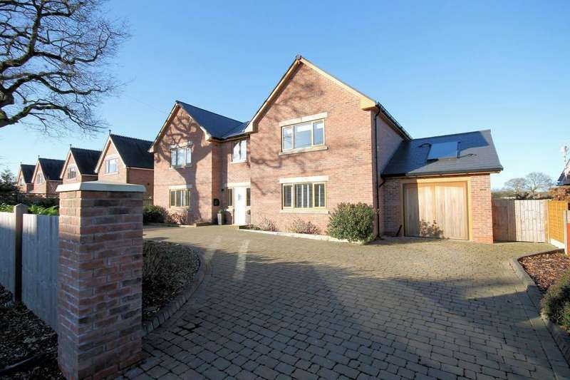 5 Bedrooms House for sale in Pickmere Lane, Higher Wincham
