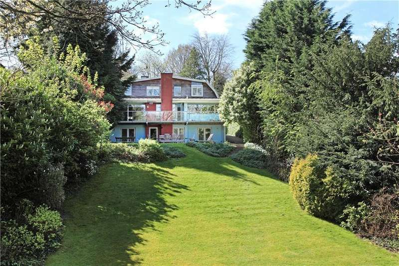 7 Bedrooms Detached House for sale in Oakhill Road, Sevenoaks, Kent, TN13