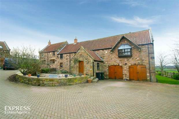 4 Bedrooms Detached House for sale in Royds Moor, Whiston, Rotherham, South Yorkshire