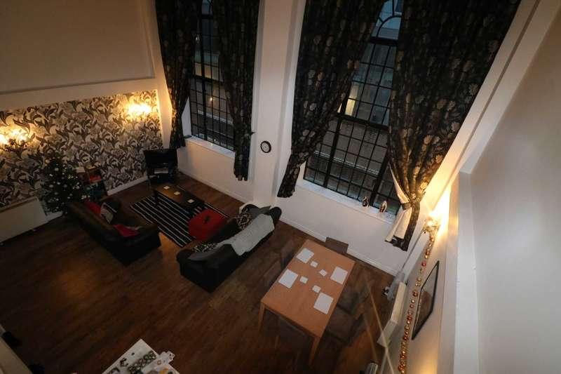 3 Bedrooms Apartment Flat for rent in Hatton Garden, Liverpool
