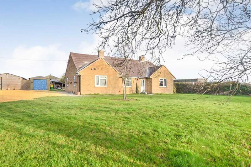3 Bedrooms Bungalow for sale in Natton, Tewkesbury, Gloucestershire