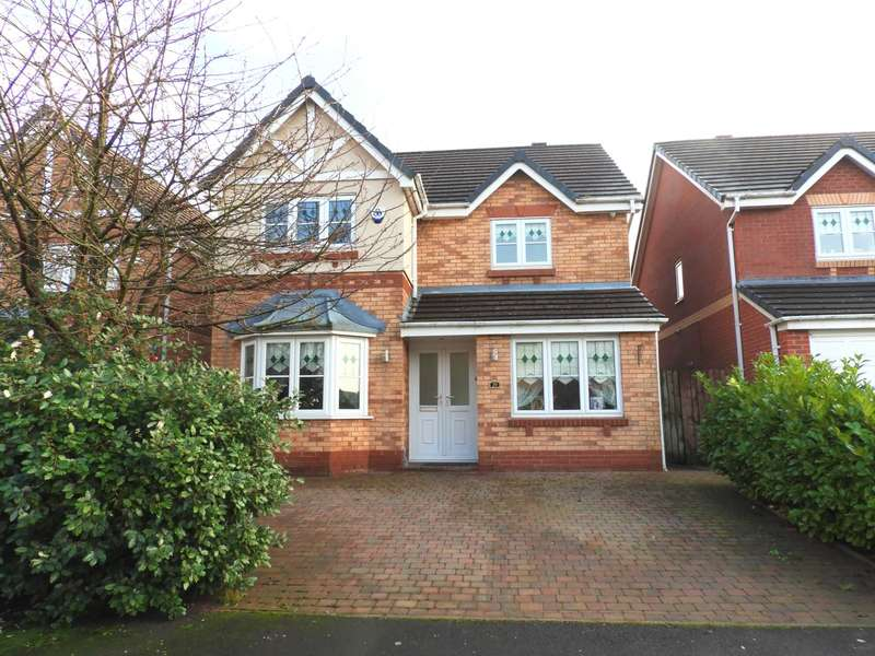 4 Bedrooms Detached House for sale in Chadwick Way, Littledale