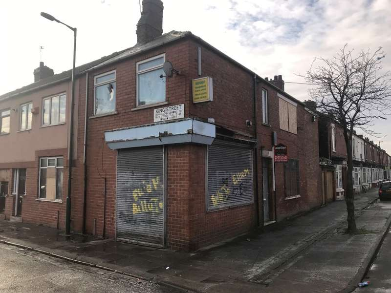 1 Bedroom Mixed Use Commercial for sale in 4 Cromwell Road, South Bank, Middlesbrough, Cleveland