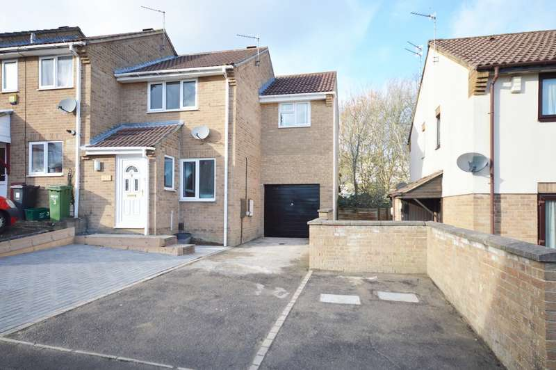 3 Bedrooms End Of Terrace House for sale in Ladd Close, Kingswood, BS15