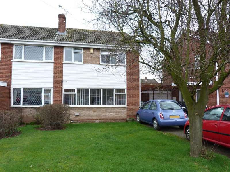 3 Bedrooms Semi Detached House for sale in Brook Close, Coven, Wolverhampton