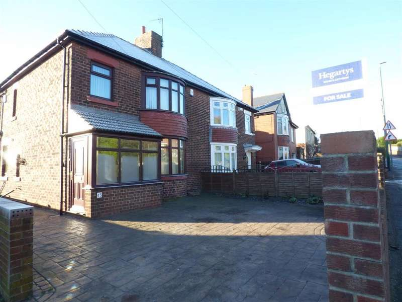 3 Bedrooms Semi Detached House for sale in Church Lane, Murton, Seaham