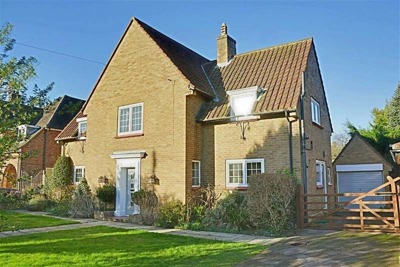 4 Bedrooms Detached House for sale in Westfield Road, Bengeo, Herts, SG14