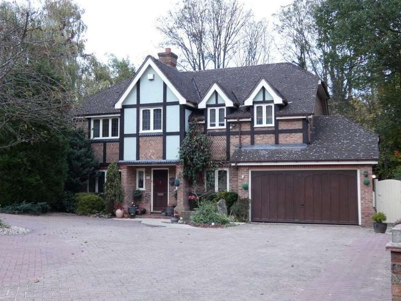 5 Bedrooms Detached House for sale in Tudor Hill, Sutton Coldfield