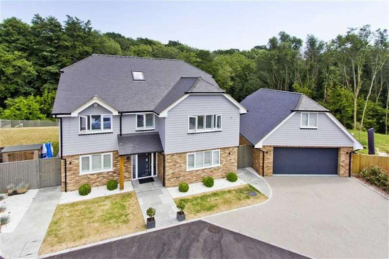 6 Bedrooms Detached House for sale in Brookdale, St Leonards-on-sea, East Sussex