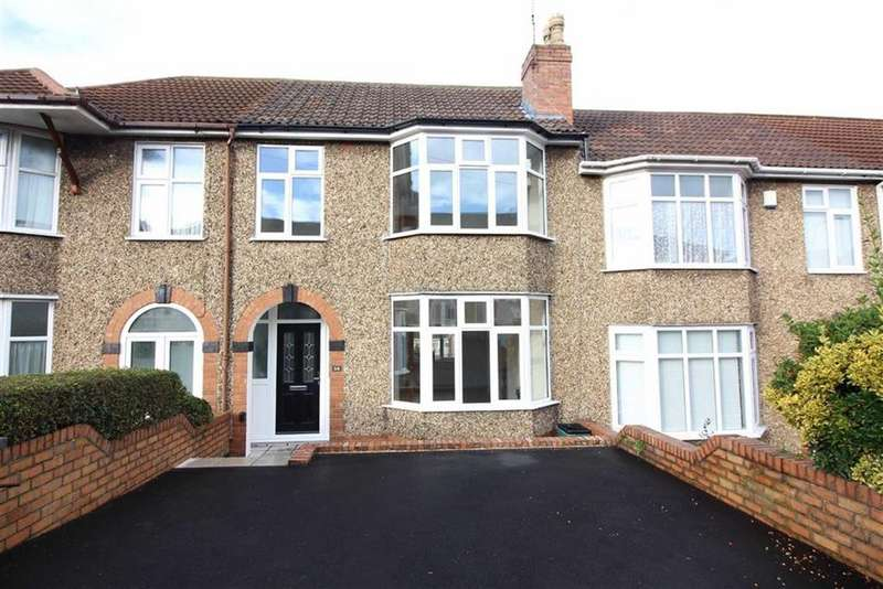3 Bedrooms Terraced House for sale in Clovelly Road, Bristol