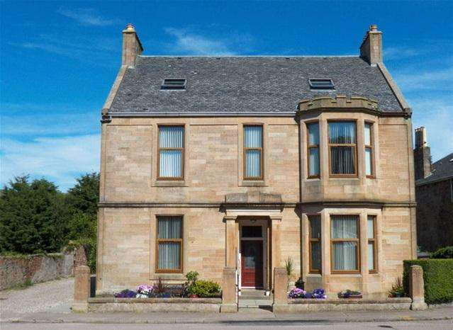 7 Bedrooms Detached Villa House for sale in Gowanlea, Argyll Street, Campbeltown, PA28 6AZ