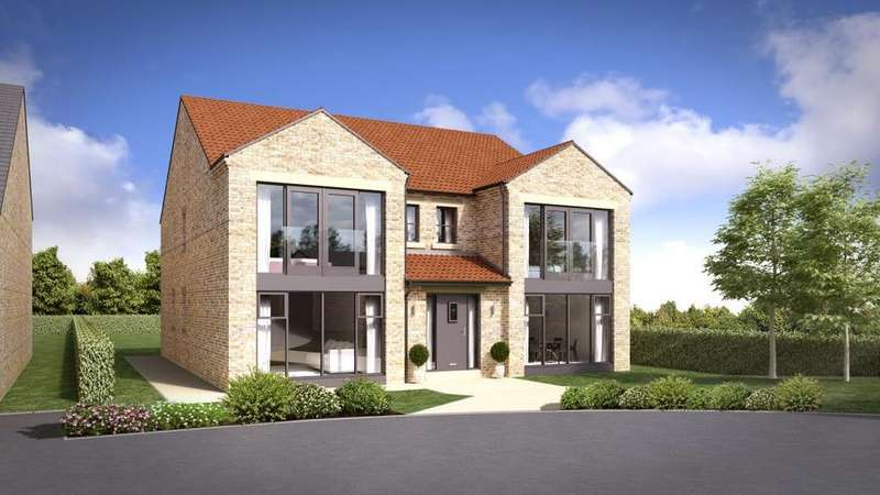 4 Bedrooms Detached House for sale in THE POPLARS, PALACE ROAD, RIPON HG4 1UW