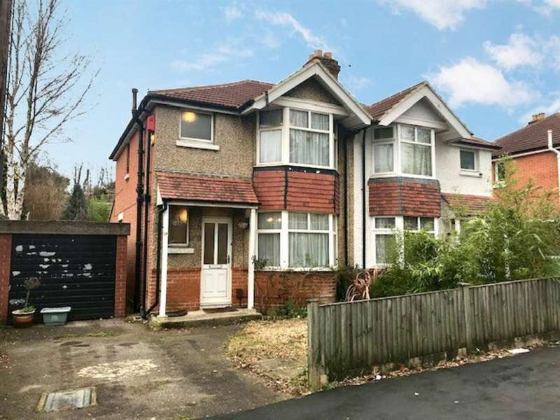 3 Bedrooms Semi Detached House for sale in Dale Road, Shirley