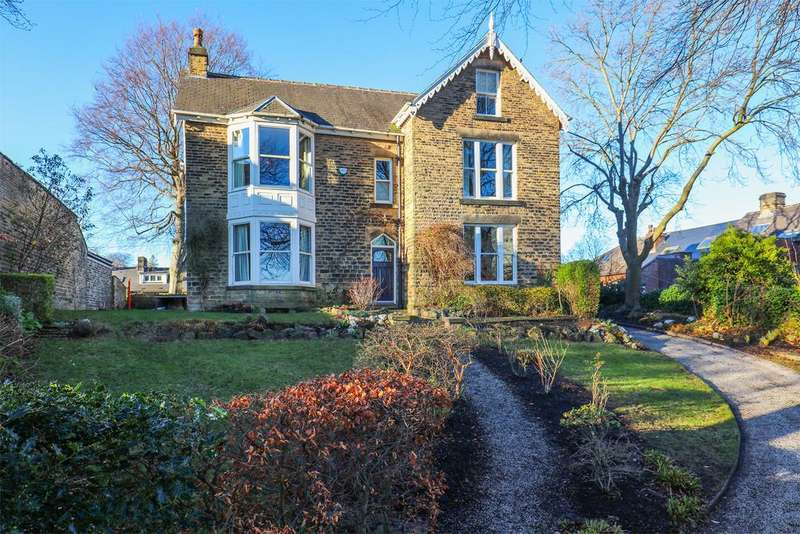 5 Bedrooms Detached House for sale in Beech Hill Road, Broomhill