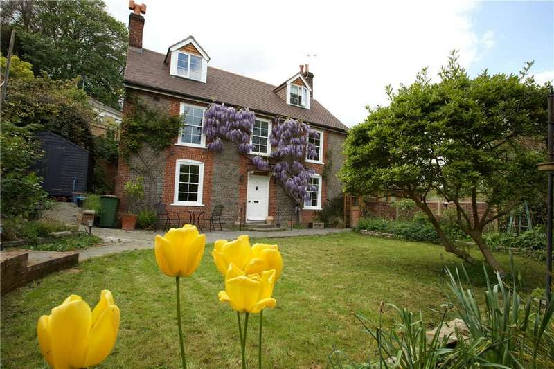 4 Bedrooms Detached House for sale in Station Road, Bursledon, Southampton, Hampshire, SO31