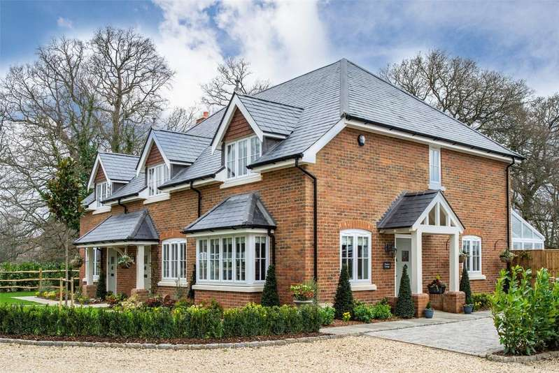 3 Bedrooms End Of Terrace House for sale in Popeswood Manor, Popeswood Road, Binfield, Berkshire, RG42