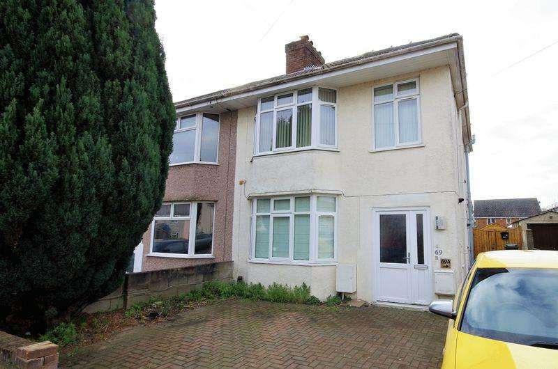2 Bedrooms Apartment Flat for sale in Callicroft Road, Patchway, Bristol