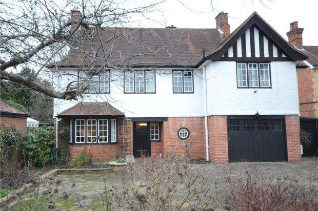 5 Bedrooms Detached House for sale in Albert Road, Caversham Heights, Reading