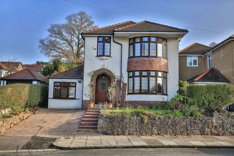 3 Bedrooms Detached House for sale in Duffryn Avenue, Cardiff