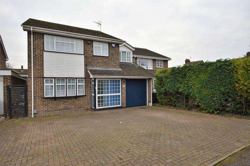 4 Bedrooms Detached House for sale in The Lindens, Houghton Regis