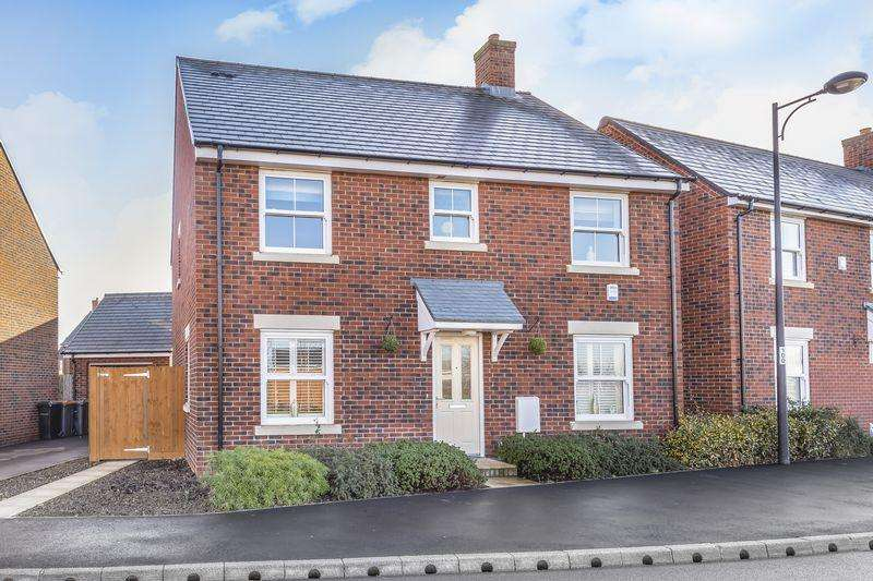 4 Bedrooms Detached House for sale in Green Lane, Wixams