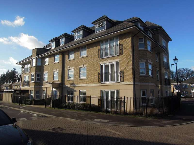 2 Bedrooms Apartment Flat for sale in Greenidge Court, Marshall Square, Southampton SO15