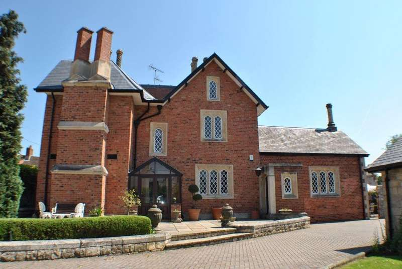 5 Bedrooms Detached House for sale in Main Street, Sprotbrough, DONCASTER, South Yorkshire