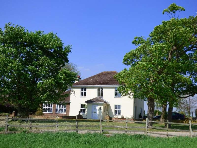4 Bedrooms Detached House for sale in Carr Road, North Kelsey, Market Rasen