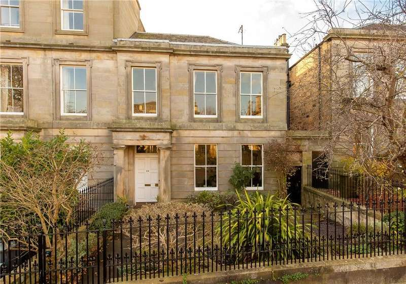 5 Bedrooms Semi Detached House for sale in Blacket Place, Edinburgh, Midlothian, EH9