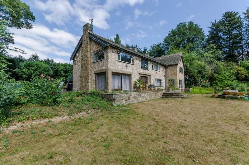 5 Bedrooms Detached House for sale in The Abbes Walk, Burghwallis