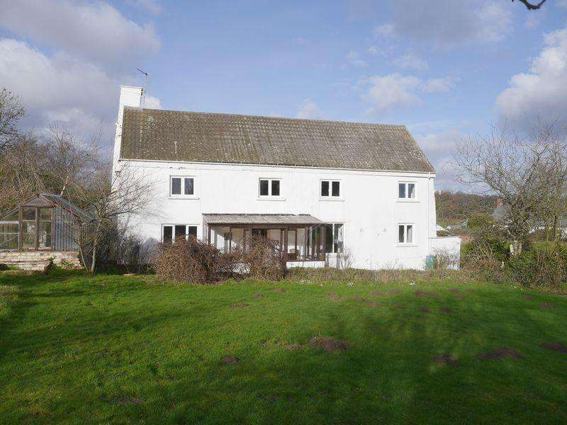 4 Bedrooms Farm House Character Property for sale in Peters Marland, Torrington