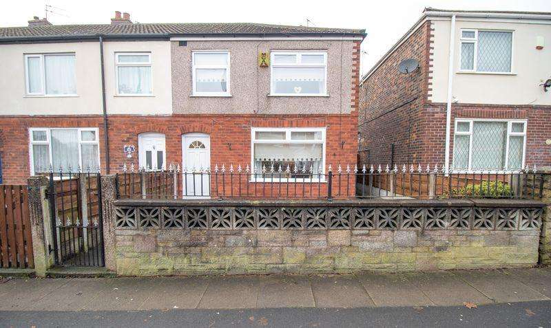 3 Bedrooms Terraced House for sale in Peel Park Crescent, Little Hulton, Manchester, M38 0BT