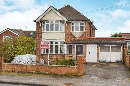 3 Bedrooms Detached House for sale in Manor Road, Fenny Stratford, Milton Keynes, Buckinghamshire