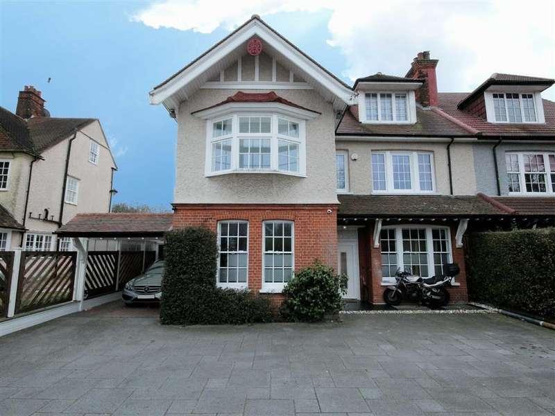 5 Bedrooms Semi Detached House for sale in Barnet Lane, Elstree, Hertfordshire