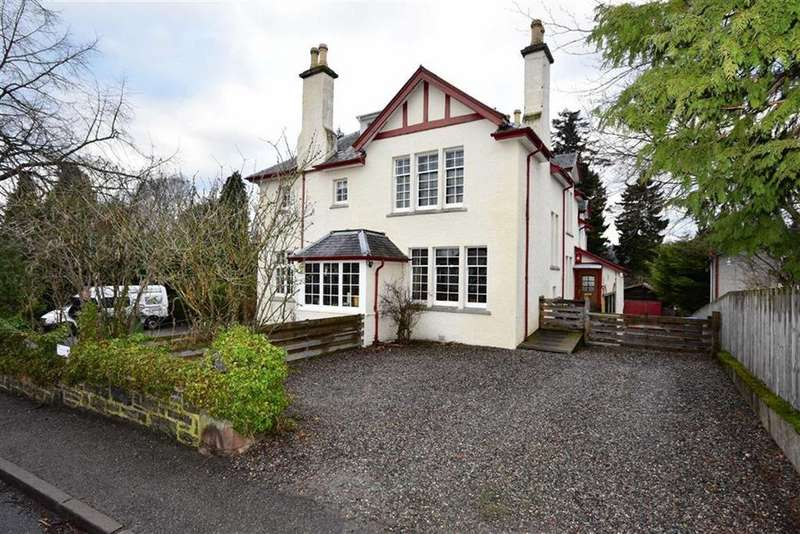 5 Bedrooms Detached House for sale in Grantown On Spey