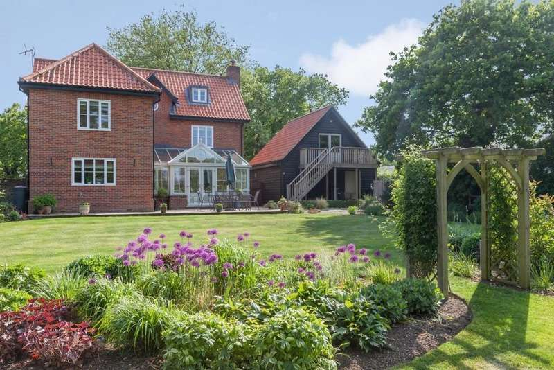 5 Bedrooms Detached House for sale in Lyng