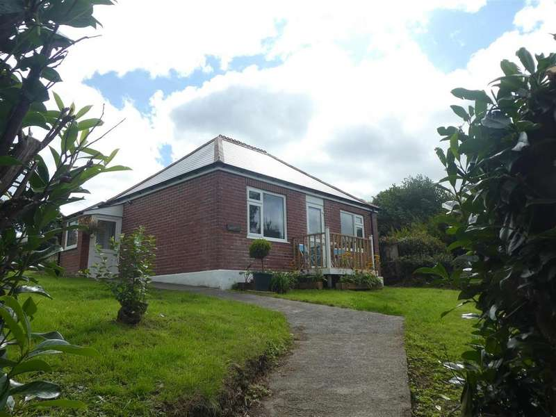 2 Bedrooms Bungalow for sale in Cribyn, Lampeter