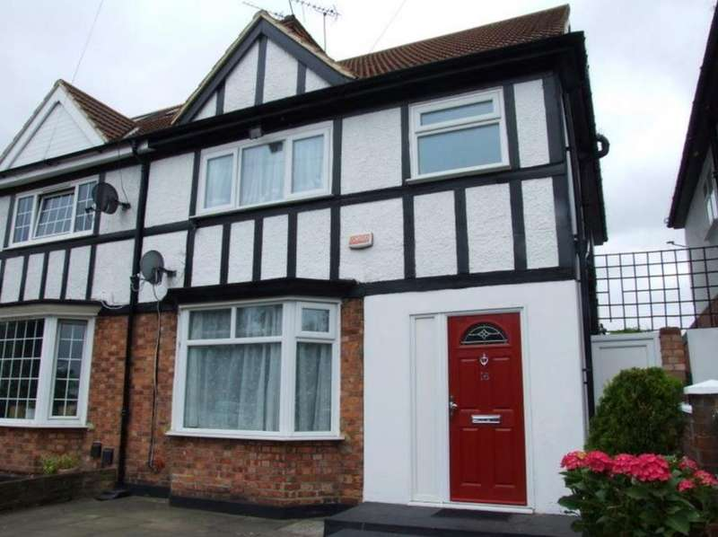 4 Bedrooms House for sale in Gresham Road, Hounslow