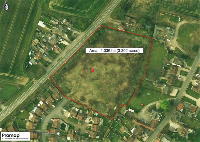 Land Commercial for sale in Althorpe, North Lincolnshire, DN17