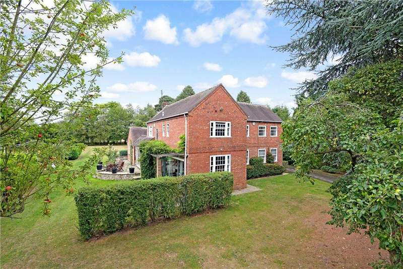5 Bedrooms Detached House for sale in Angram Road, Long Marston, York, North Yorkshire