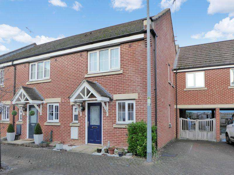 2 Bedrooms Terraced House for sale in Luton Road, East Dunstable