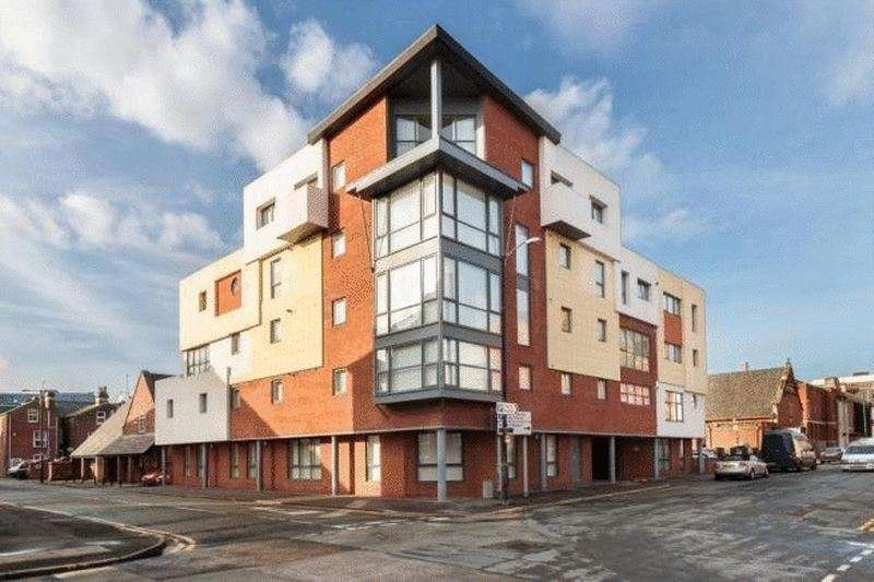 1 Bedroom Apartment Flat for sale in Winmarleigh Street, Warrington, Cheshire, WA1 1AG
