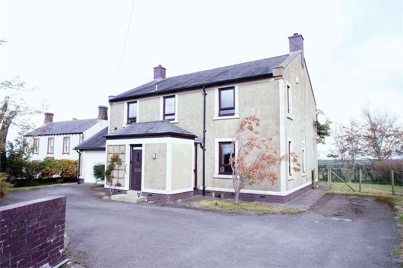 4 Bedrooms Detached House for sale in CA7 3NA Langrigg, Aspatria, Wigton, Cumbria